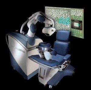 ARTAS Hair Transplant Robot