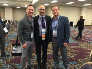 Joe Tillman, Dr. Farjo, Dr. Cooley