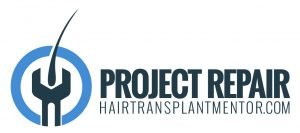 hair transplant patients repair