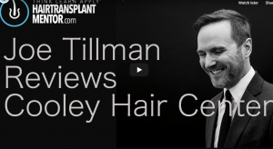 Dr. Jerry Cooley, North Carolina Hair Transplant Doctor