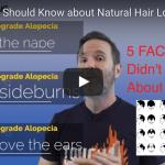 hair loss facts
