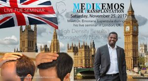 London Hair Transplant Consultations – Dr. Lupanzula